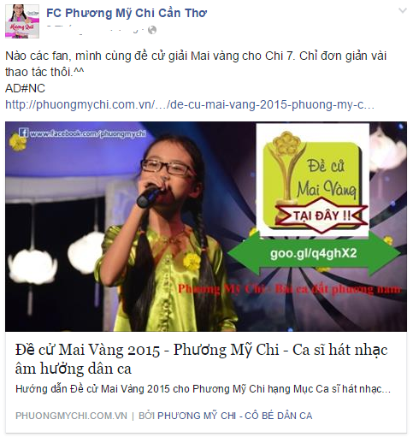 phuong my chi