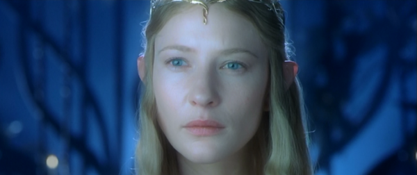Galadriel_and_the_Fellowship