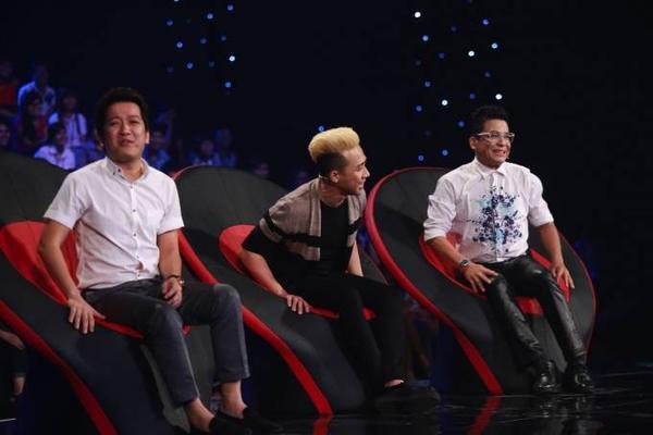 4 - Truong Giang bi chat chem khi nhac den Nha Phuong trong tiet muc cua Hari 11