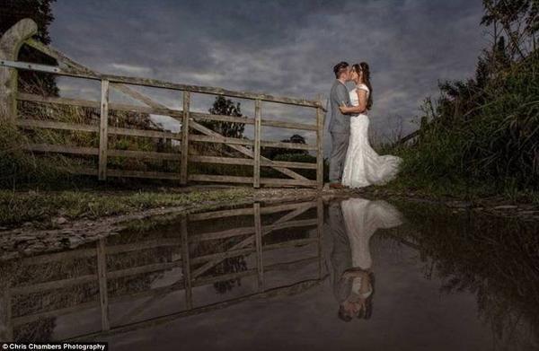 Sự thật phũ phàng đằng sau những bức ảnh cưới đẹp mê hồn.