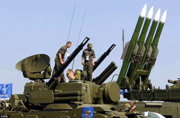 Hệ thống tên lửa đất đối không BUK do Nga chế tạo và sản xuất được kết luận là nguyên nhân gây ra vụ bắn hạ MH17.