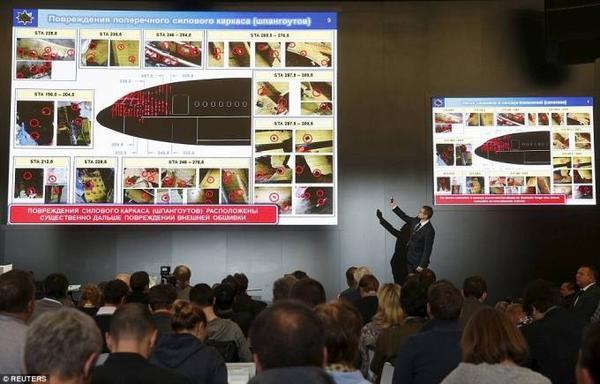 Ngay lập tức, công ty sản xuất tên lửa BUK cũng tổ chức họp báo phản bác các kết luận từ phía Hà Lan.