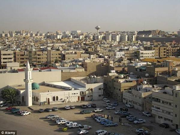 Người cha bị cáo buộc đánh chết con gái tại nhà riêng tại thủ đô Riyadh (Ả-rập Xê-ut).