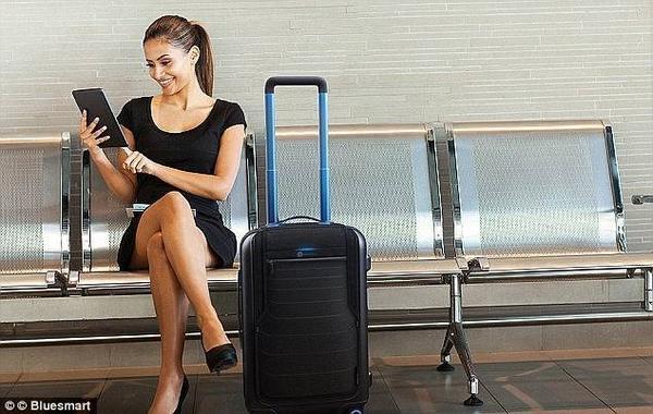 Công nghệ thông minh có thể giúp bạn truy vết được hành lý một cách dễ dàng.