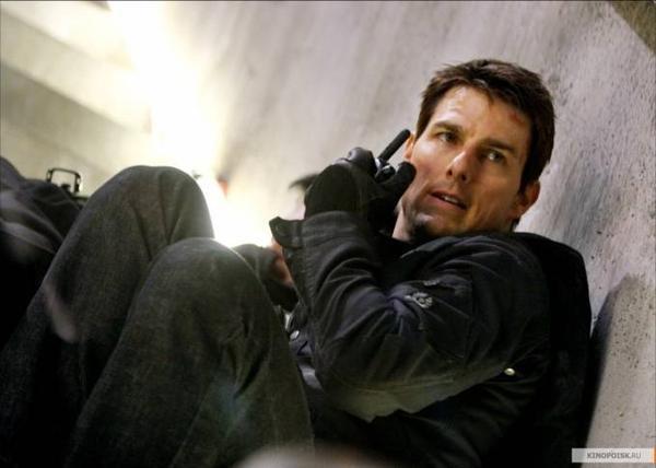 Tom Cruise là nhà sản xuất cho phần 5 Mission Impossible