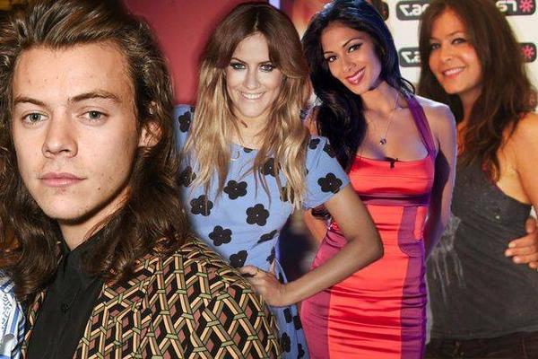 Harry Styles có tình sử hẹn hò với nhiều phụ nữ lớn tuổi như MC Caroline Flack, DJ radio Lucy Horobin,
