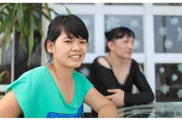 Đạo diễn Nguyễn Thị Thắm.