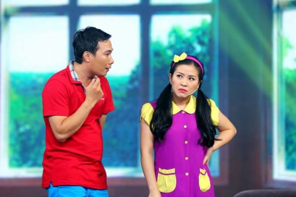 Thi sinh - Nghe si Kieu Linh (1)