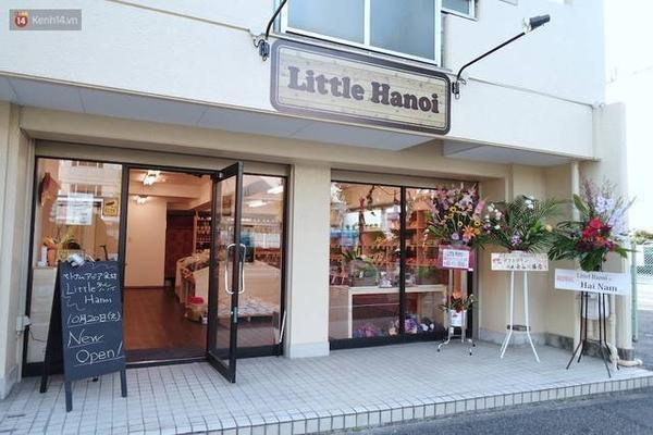Little Hanoi nằm cách trung tâm thành phố Nagoya không xa.