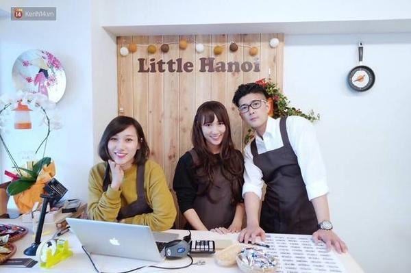 Little Hanoi là kế hoạch mơ ước đã được Mai Nhi và Linh Nhi ấp ủ từ rất lâu.