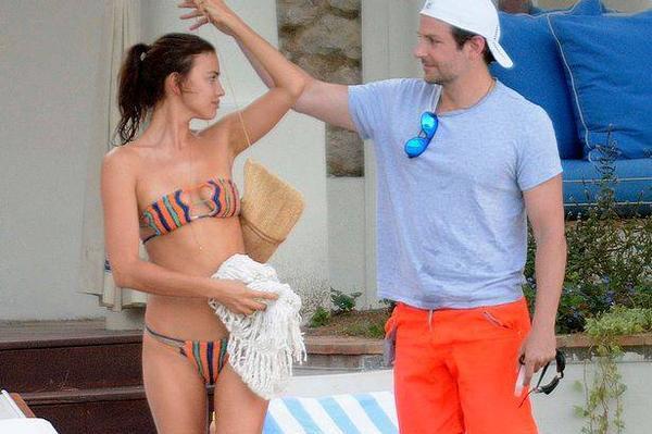 Tình mới của Bradley là chân dài đình đám Irina Shayk.