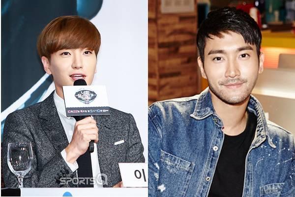 Lee Teuk nói về màn cạnh tranh khán giả với phim của Si Won.