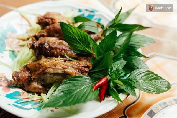 Chuột được chế biến với nhiều món đặc sản dân dã. Trong ảnh là món thịt chuột chiên giòn khá hấp dẫn.
