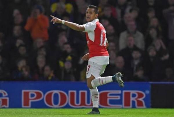 Chính sự cố gắng đi đến thành công của Alexis Sanchez là động lực giúp fan không ngừng phấn đấu.