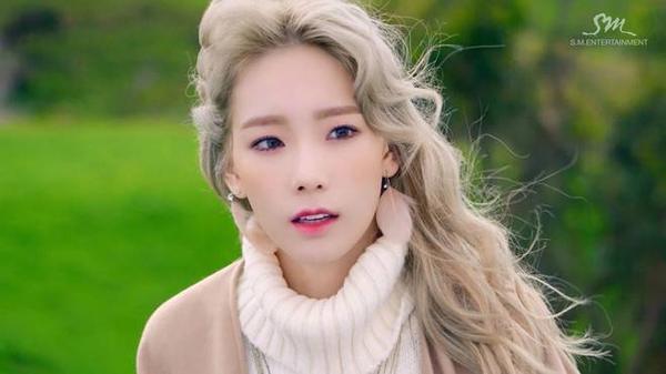 Tae Yeon trong MV ca khúc I.