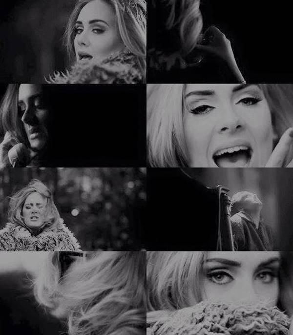 Hello nói về những người thương yêu của Adele.