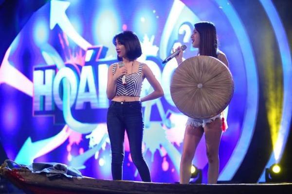 Huong Giang Idol va Hoa Minzy 22