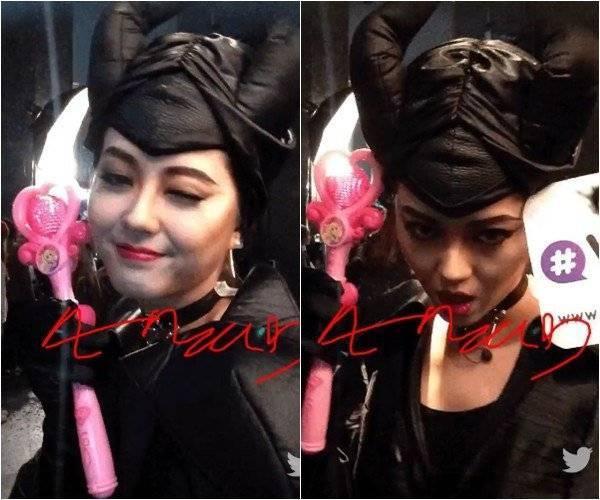 Diễn viên Go Ara cũng làm Tiên hắc ám.
