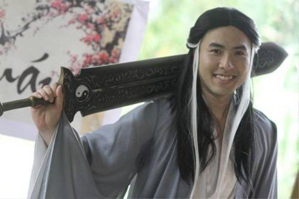 Akira Phan với tạo hình nhân vật cổ trang trong MV mới.