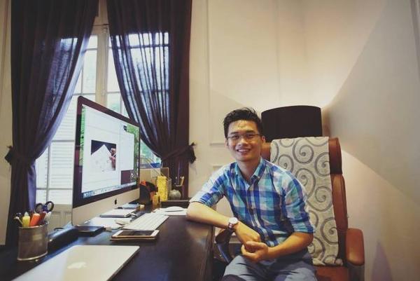 Quyết định chuyển ra Hà Nội đã mang Thiện Học lên mộc nấc thang mới khi trở thành Phó Chủ tịch của một công ty truyền thông ở tuổi 20.