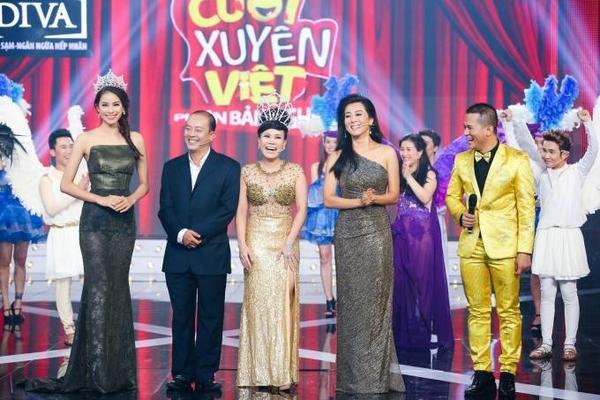 Ban giam khao - CXV phien ban nghe si - tap 1 (5)