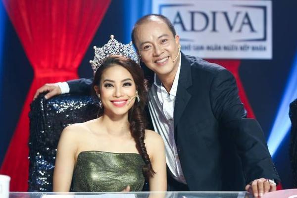 Hoa hau hoan vu VN 2015 Pham Huong & NSUT Duc Hai