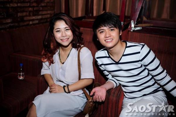 Hai giọng ca trẻ: Thùy Linh và Đào Ngọc Sang.