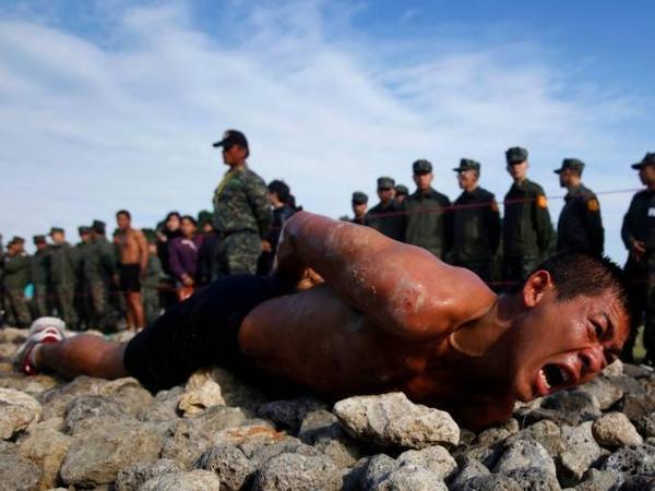 taiwan-military-training