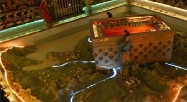 Hậu táng là một tập tục đã tồn tại lâu đời ở Trung Hoa.