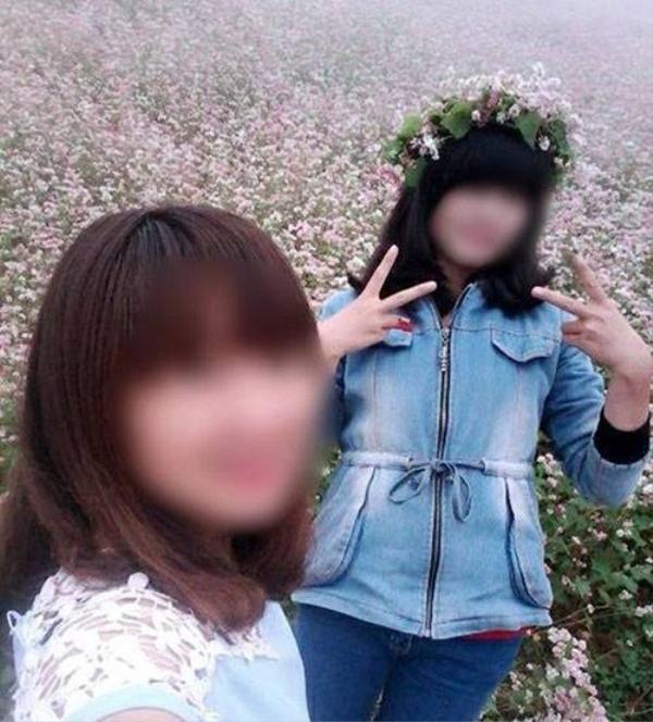 """Những bức ảnh """"tự sướng"""" rất đẹp mắt... Nguồn: FB."""