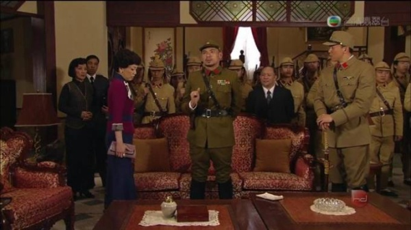 """""""Nghĩa hải hào tình"""" là bộ phim dân quốc kinh điển của TVB"""