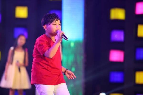 Thien Phuc - Doi Phuong Anh Idol (1)