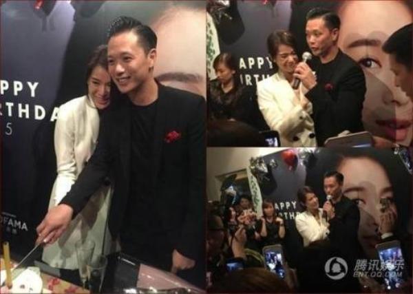 Bạn trai ngỏ lời cầu hôn ngay trong ngày sinh nhật Hồ Hạnh Nhi.