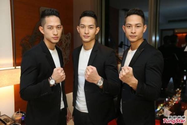 Cả ba bày tỏ hy vọng được hợp tác với Triệu Vy trong tương lai.