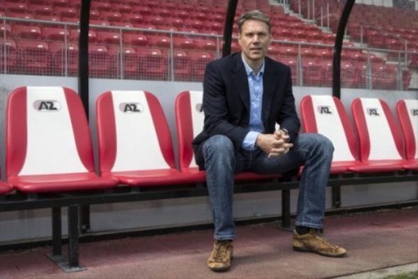 """New AZ Alkmaar coach - """"Marco van Basten"""""""