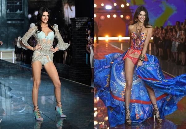 Một nhân vật cũng gây sốt cộng đồng những ngày qua khi tham gia chương trình năm nay là Kendall Jenner.