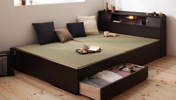 Tatami-Storage-Bed