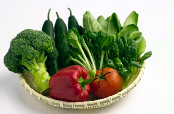 Ăn nhiều rau xanh giúp đẩy lùi ung thư