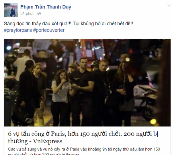 Ca sĩ Thanh Duy