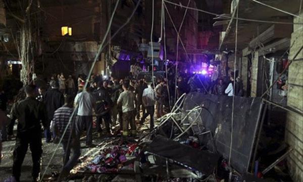 Beirut mới bị IS đánh bom cảm tử ngày 12/11 làm chết 45 người, 239 người bị thương.