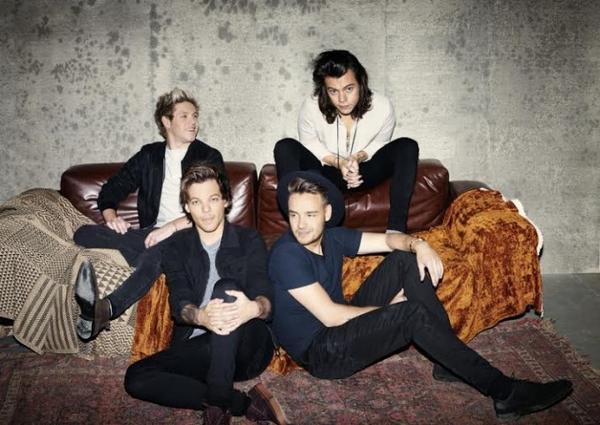 Nhóm nhạc One Direction.
