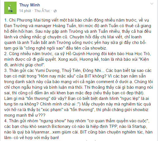 Thuy Minh