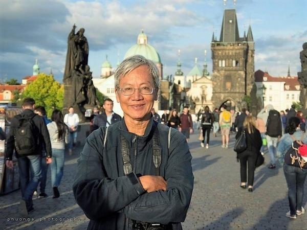 Charles bridge ( Praha)3
