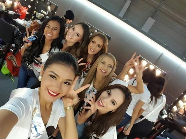 Le Quyen tham gia Motor Show (5)