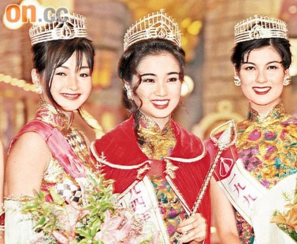 Đàm Tiểu Hoàn trong ngày đăng quang.
