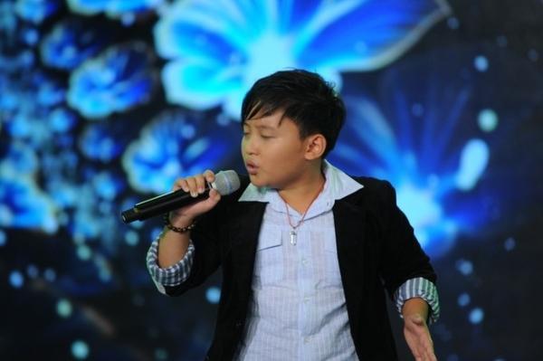 Doi Phuong Anh Idol - Thien Phuc (1)