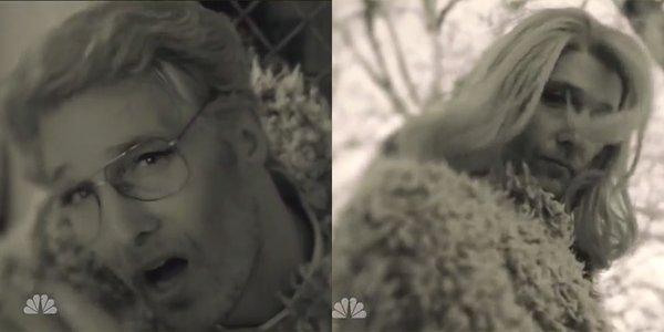Matthew McConaughey hóa trang giống Adele trong MV Hello.