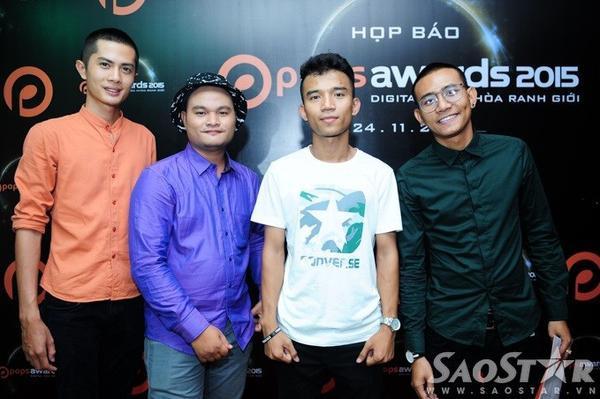 Các thành viên của FAP TV.