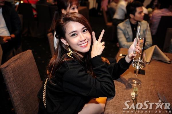 Hot girl - diễn viên Ngọc Thảo.