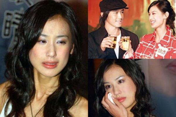 Huỳnh Thánh Y đớn đau vì quan hệ với Châu Tinh Trì.